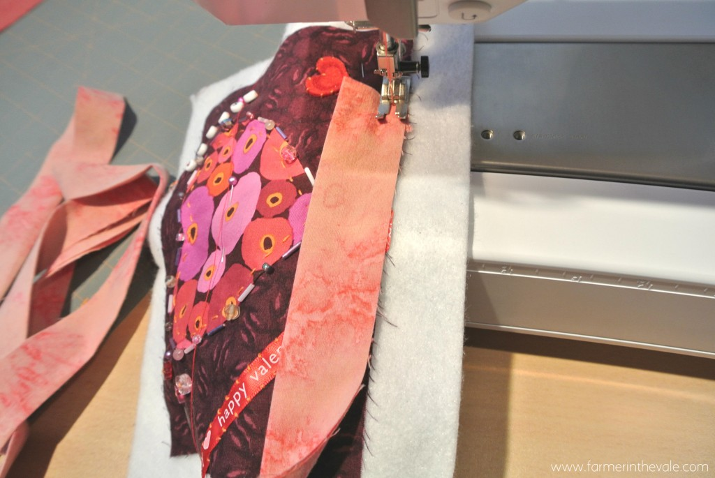 Finishing a Quilt - Start Sewing