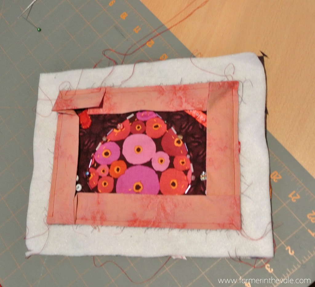 Finishing a Quilt - Binding is Attached