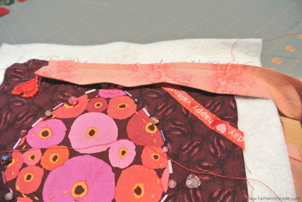 Finishing a Quilt - Sew Almost to the Edge