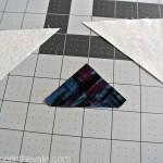 wandering geese _ preparing to sew